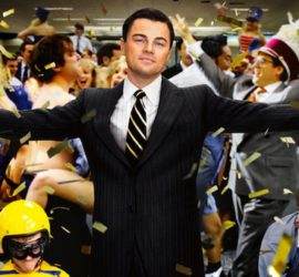 The Wolf of Wall Street Review Kritik