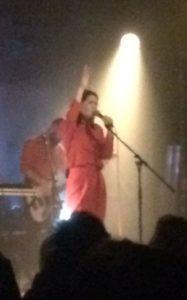 Kat Frankie Live Konzertkritik