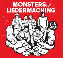 Monsters Of Liedermaching Für alle Kritik Rezension