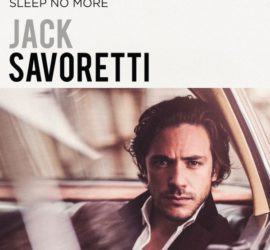 Jack Savoretti Sleep No More Albumcover