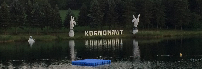 Kosmonaut 2018 Kritik