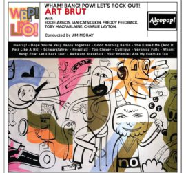 Art Brut Wham! Bang! Pow! Let's Rock Out! Review Kritik