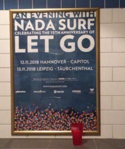 Nada Surf Konzertkritik Täubchenthal