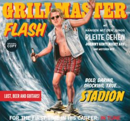 Grillmaster Flash Stadion Review Kritik