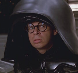 Spaceballs Kritik Review