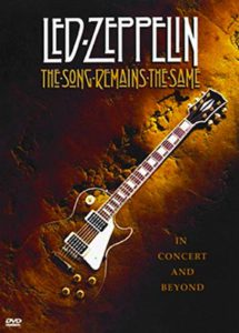 Led Zeppelin The Song Remains The Same Review Kritik