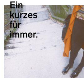 Tiemo Hauer Ein kurzes für immer Review Kritik