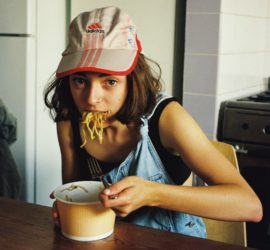 Stella Donnelly Thrush Metal EP Cover
