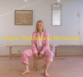Birthmark Hanne Hukkelberg Albumcover