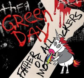 Green Day Father Of All Review Kritik