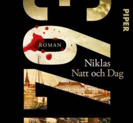 Niklas Natt och Dag 1793 Rezension Buchkritik