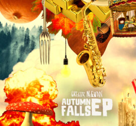 Gregor McEwan Autumn Falls Review Kritik