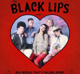 Black Lips Sing In A World That's Falling Apart Review Kritik