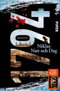 Niklas Natt och Dag 1794 Review Kritik