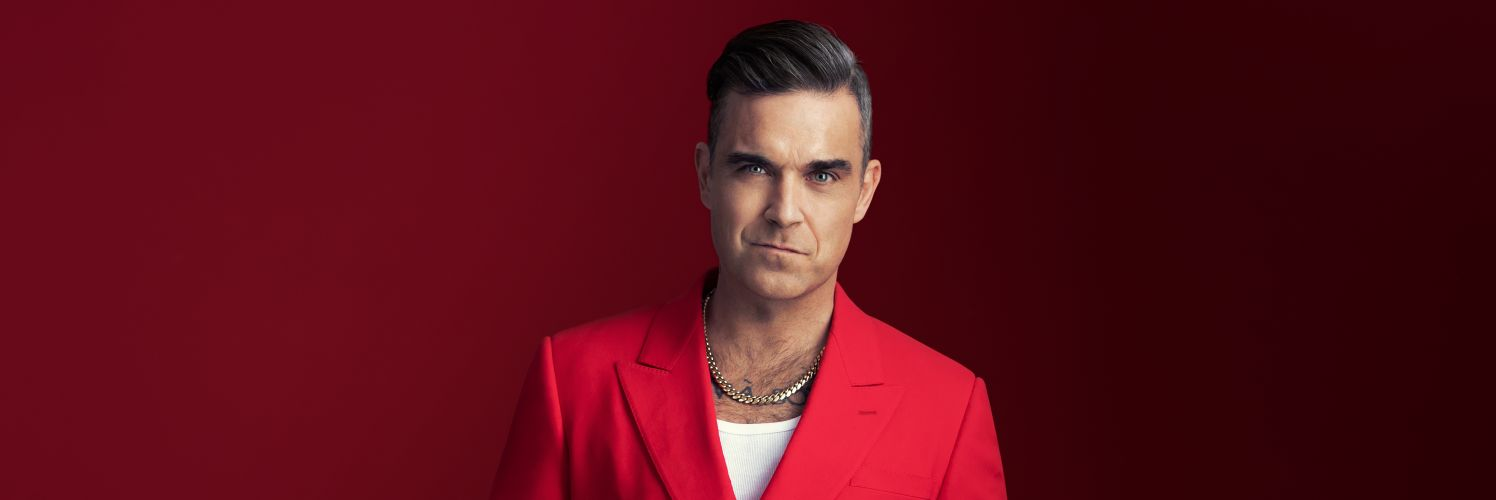 Robbie Williams Can't Stop Christmas