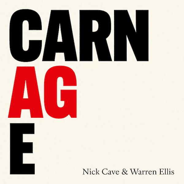 Nick Cave & Warren Ellis Carnage Review Kritik