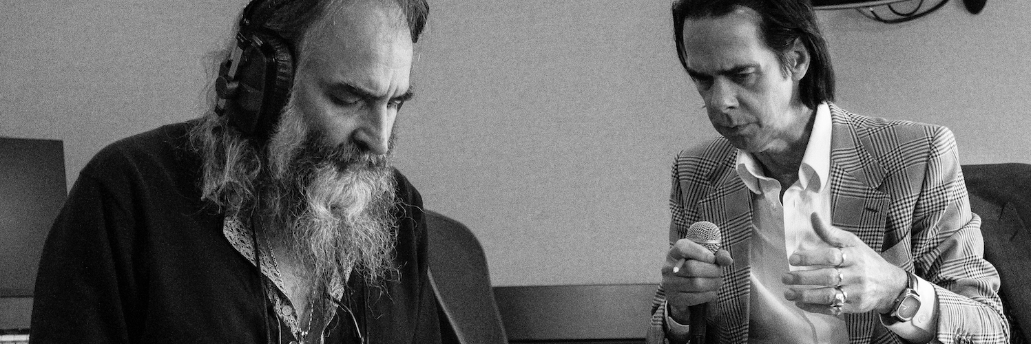 Nick Cave & Warren Ellis Carnage