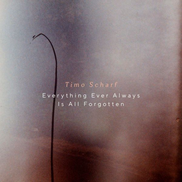 Timo Scharf Everything Ever Always Is All Forgotten Review Kritik