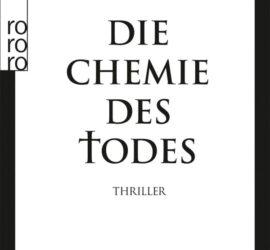 Simon Beckett Die Chemie des Todes Review Rezension