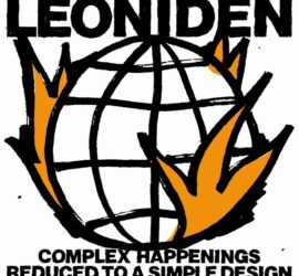 Leoniden Complex Happenings Reduced To A Simple Design Review Kritik
