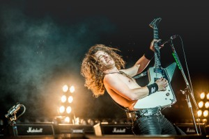 Highfield Festival 2016  Airbourne